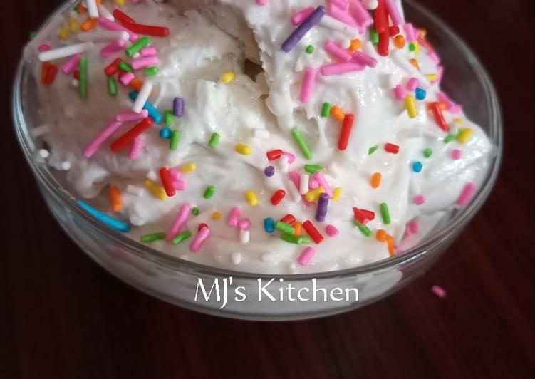 Simple Way to Make Quick Vanilla Oats Icecream