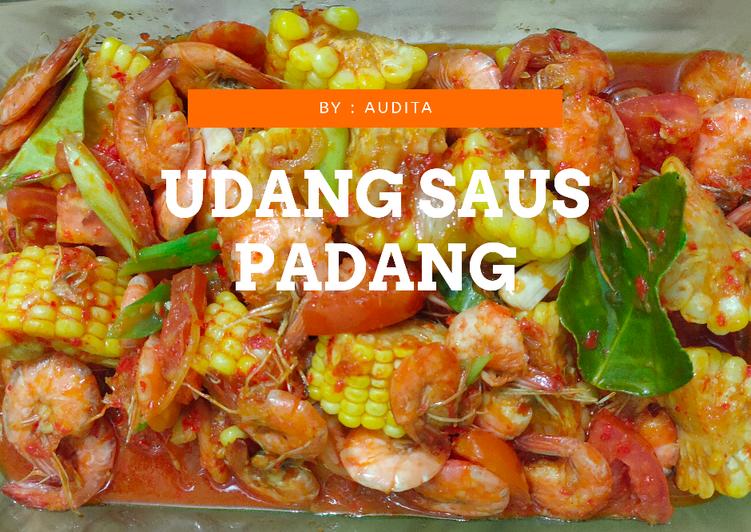 Udang Saus Padang ✨ - cookandrecipe.com