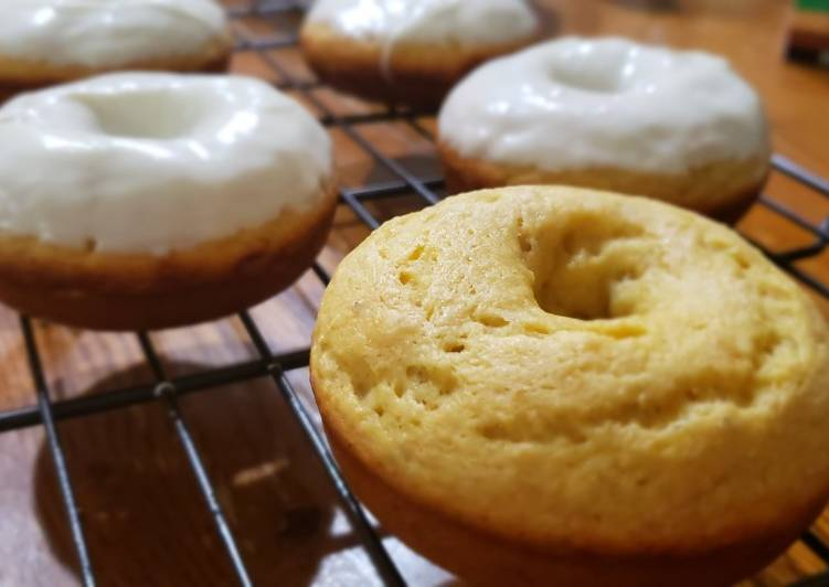 How to Prepare Favorite 1-2-3 Banana Donuts