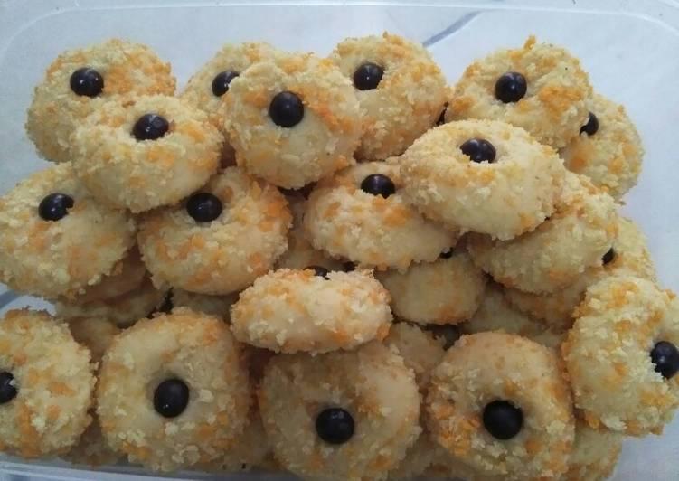 Resep Kue Janda Genit Butter Cookies Alla Monde Oleh