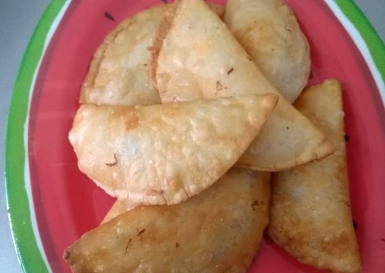Empanadas sencillas