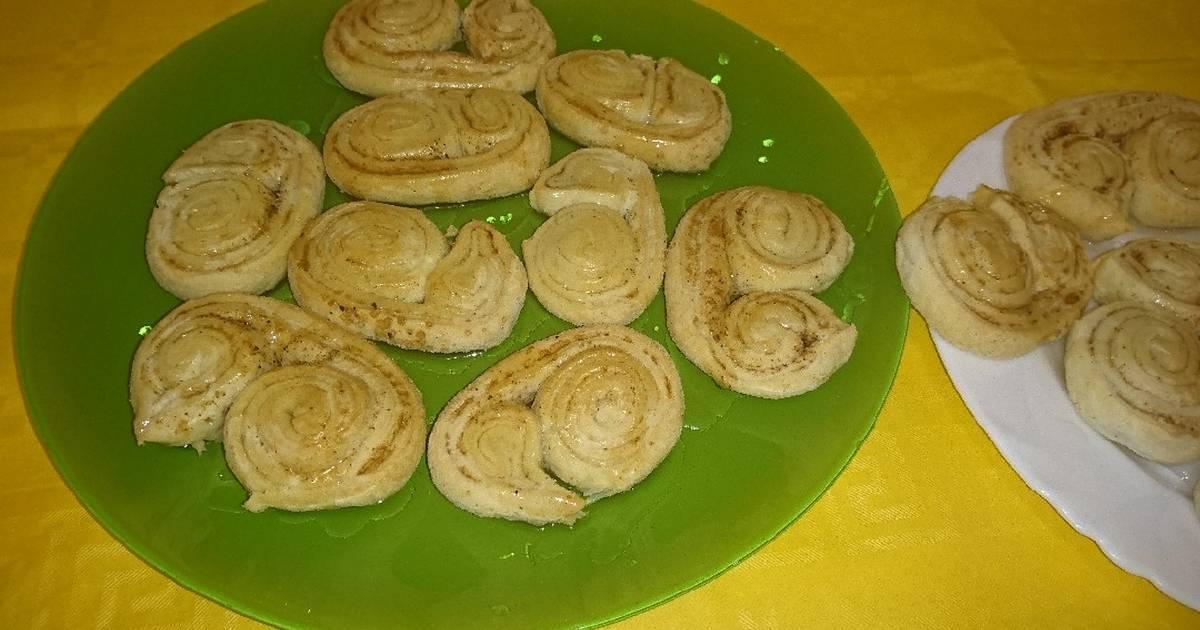 забывай, как пошаговый рецепт с фото берлинские печенья для головы