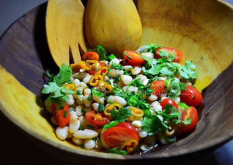 Guide étape par étape pour Faire Ultime Salade tiède de Haricots blancs
