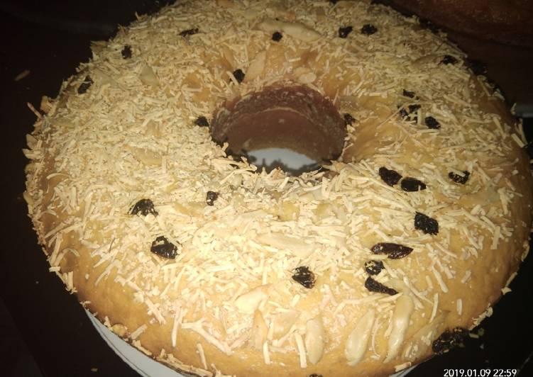 Resep Brudel Cake Keju Oleh Christine Kakuhes Cookpad