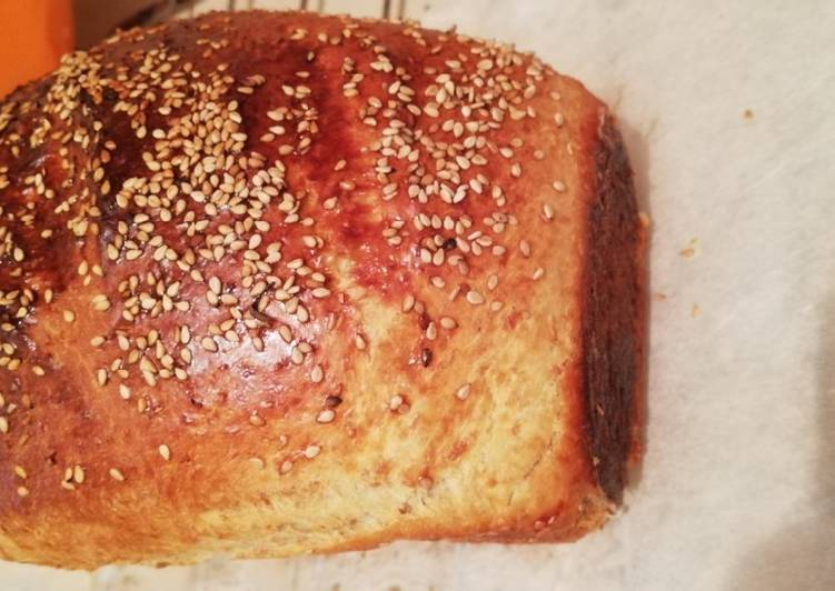 Simple Way to Prepare Homemade Brown bread