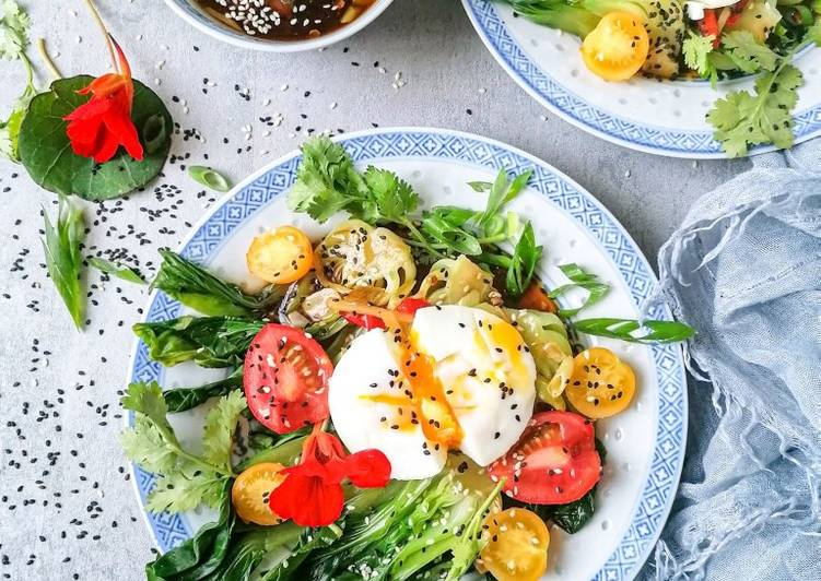 Gemüse mit Kung Pao Sauce