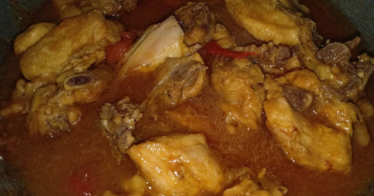 Resep Ayam Bistik Oleh Ryn Cookpad