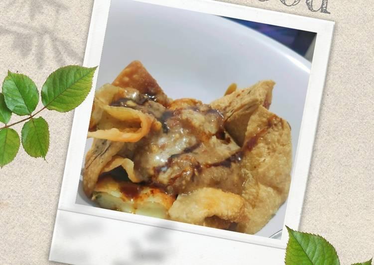 resep cara mengolah Batariyam (Batagor versi Ayam) 😂