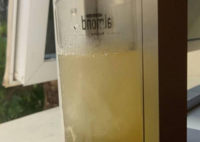 Lemon Sereh Madu (Sprite versi Herbal)