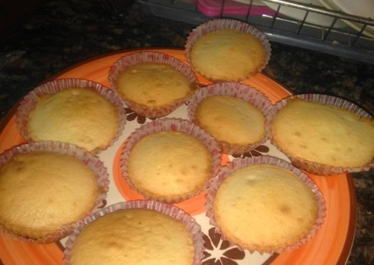 How to Make Favorite Cup cakes