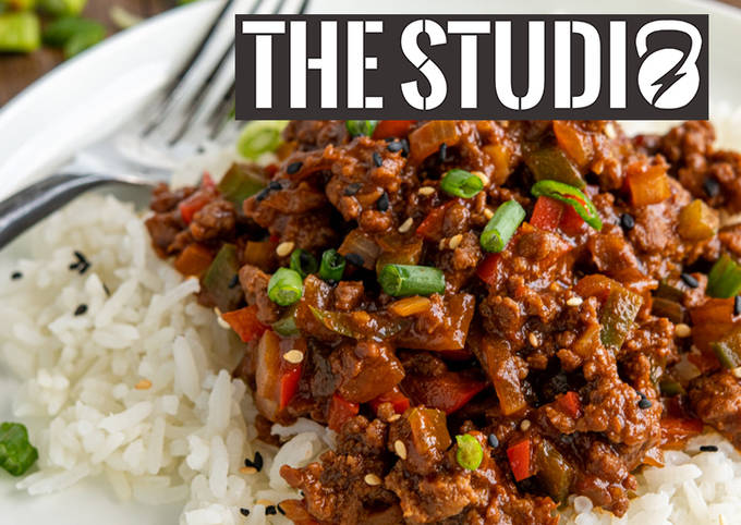 Steps to Prepare Super Quick Homemade 3. (Dinner/Lunch) Taco Mince + Rice
