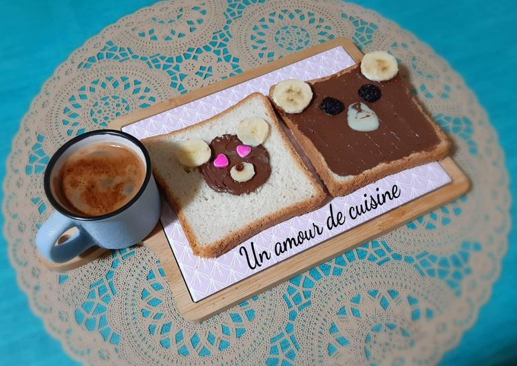 Recipe: Yummy Toast mignon