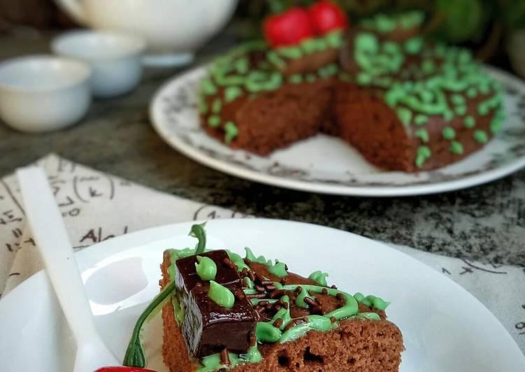 Bolu Chocolatos #rabubaru