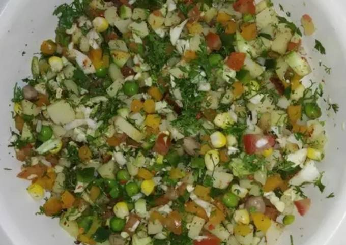 Healthy maxican salad