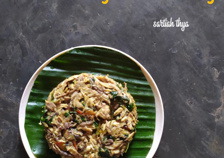 64. Tongkol Suwir Kemangi - cookandrecipe.com