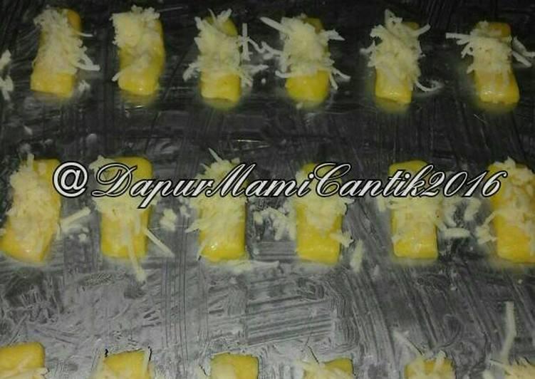 Cara Gampang Membuat Kastengel ala Blueband Cake n Cookies, Mudah sekali dan cepat yang Sempurna