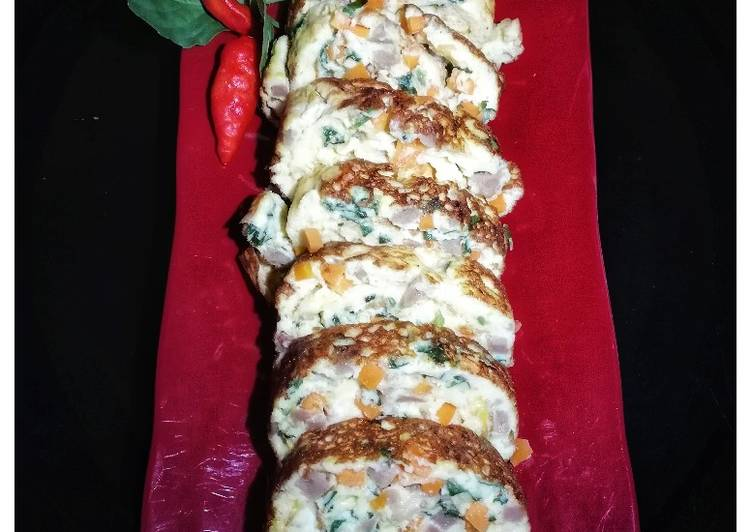 Omelette Gulung