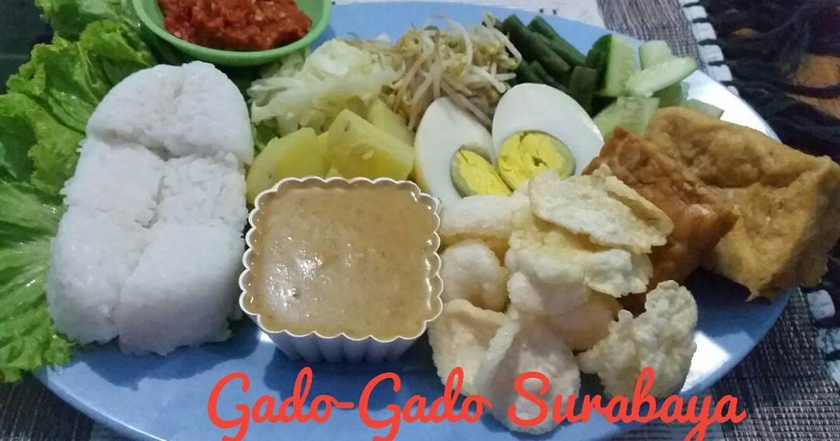 Resep Gado Gado Surabaya Oleh Bunda Bagus Cookpad