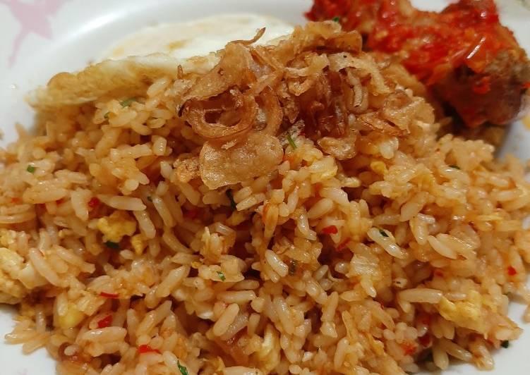 Nasi Goreng Tomat
