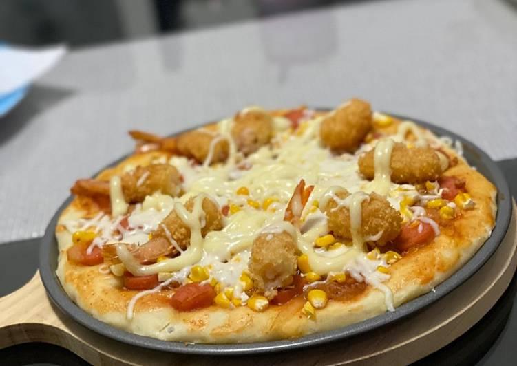 pizza oven foto resep utama Resep Indonesia CaraBiasa.com