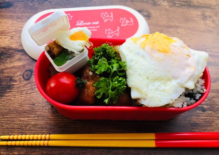 Mini Lunch Box in Lunch Box