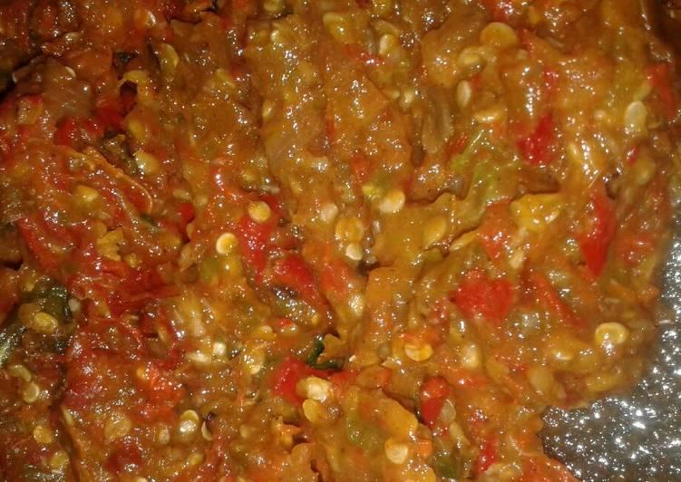 Resep Sambal Terasi Enak oleh Puji Winanti - Cookpad