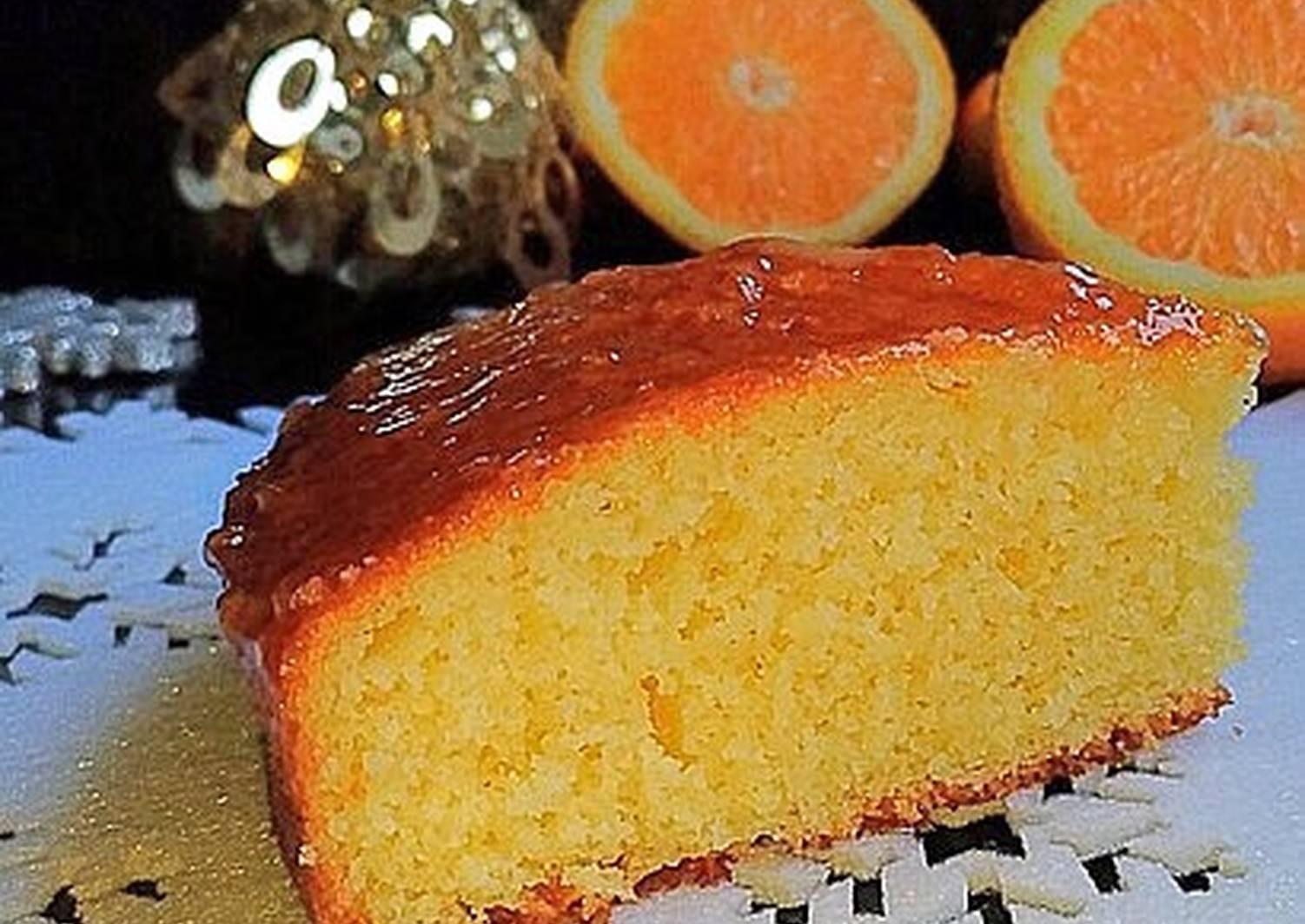 апельсиновый пирог в мультиварке рецепты с фото праздник стал