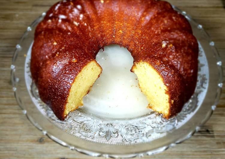 15 Minute How to Prepare Homemade Italian tea cake