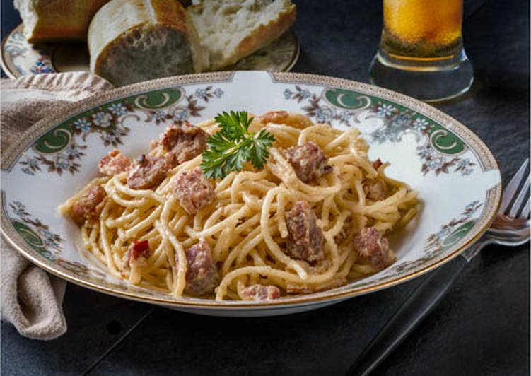 Spaghetti carbonara percal, Some Foods That Are Helpful To Your Heart