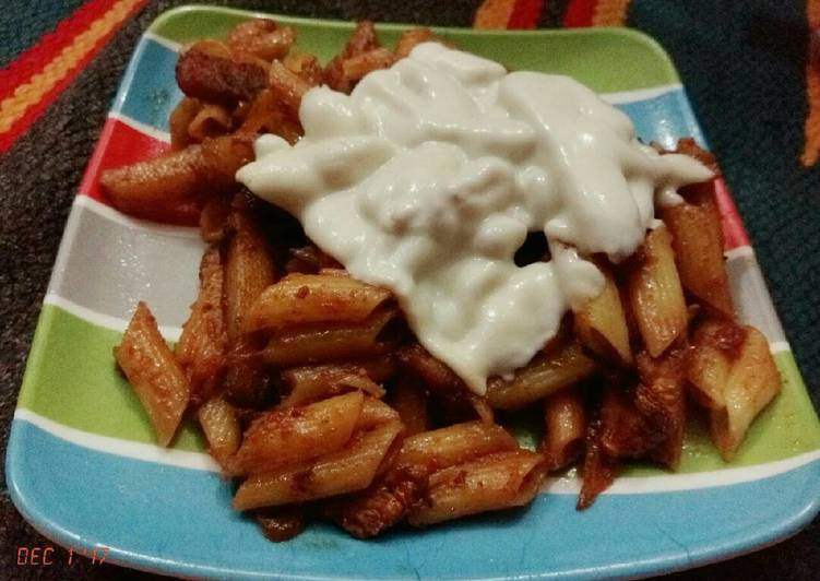 Recipe: Tasty Spicy Penne