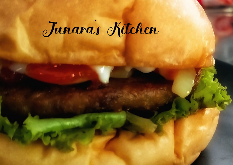 Burger Rumahan