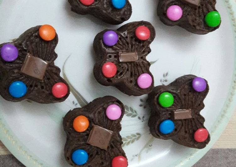 Chocolate cup cakes (specially for kids)