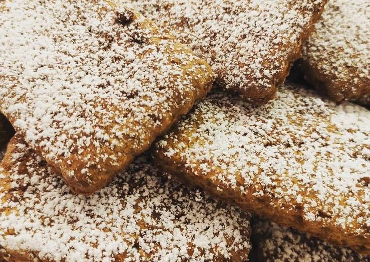 Ricetta Biscotti integrali al grano saraceno
