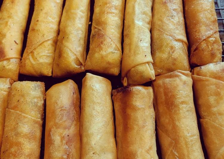 Malaysian Poh Piah (Spring Roll)#cookwithcookpad