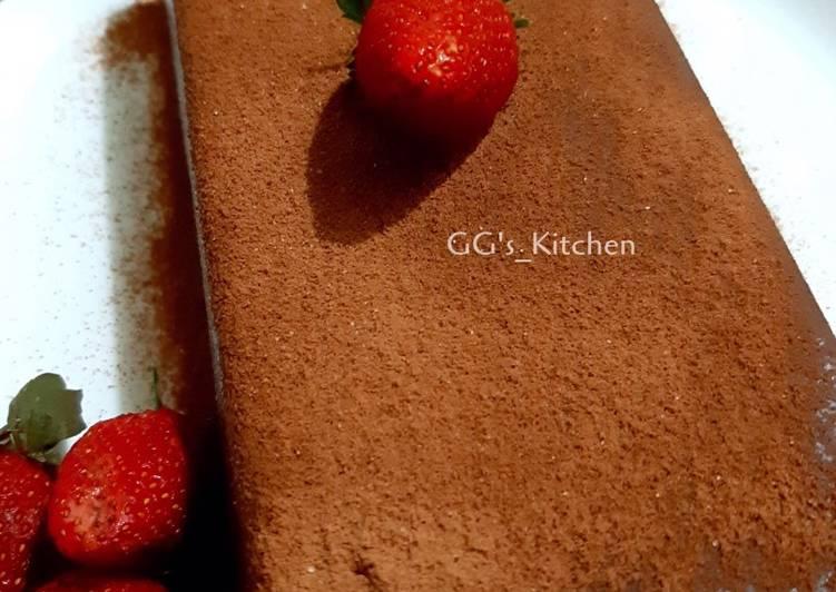 Bagaimana Cara Persiapan Lezat Puding Brownies Roti Tawar Cara Bunda Salsabila Aryani