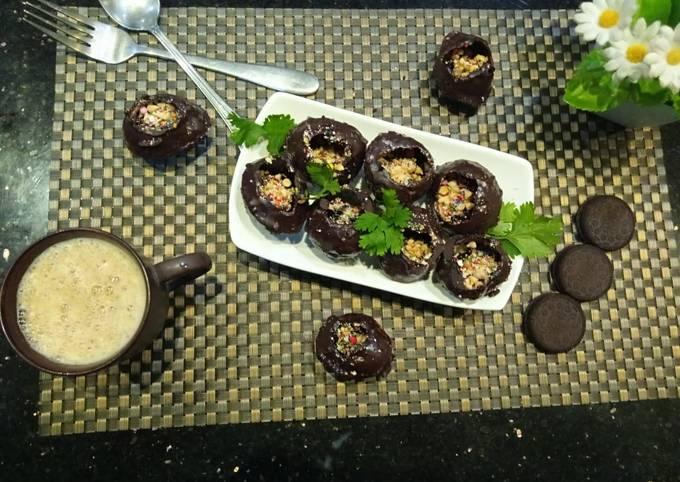 Oreo chocolate golgapppa