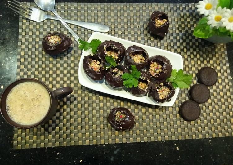 Step-by-Step Guide to Prepare Ultimate Oreo chocolate golgapppa