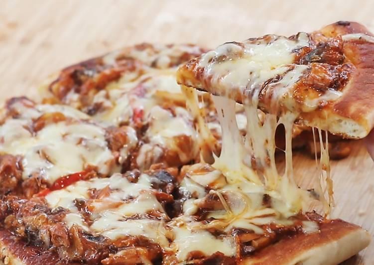 Pizza Teflon ala Pizza Hut