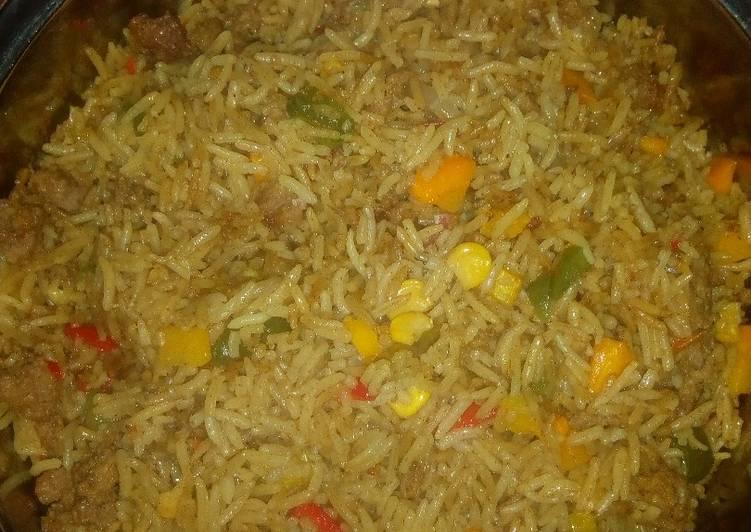 Recipe of Award-winning Brown rice