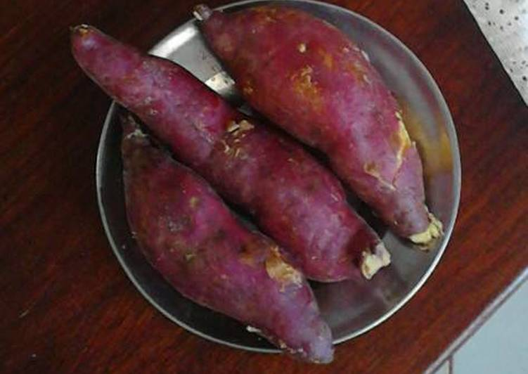 SWEET POTATOES (Viazi tamu)