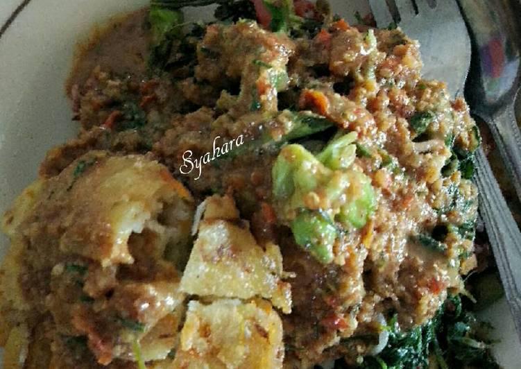 Nasi Pecel pr_homemadestreetfood