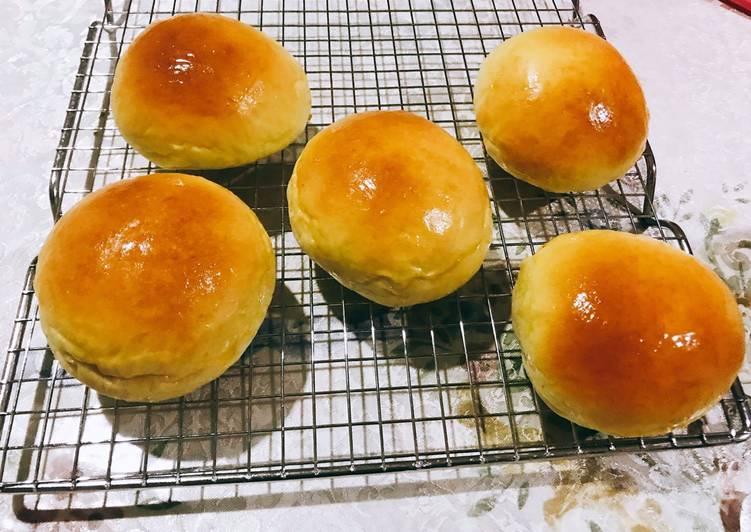 Resep Resep Dasar Roti Manis Favorit