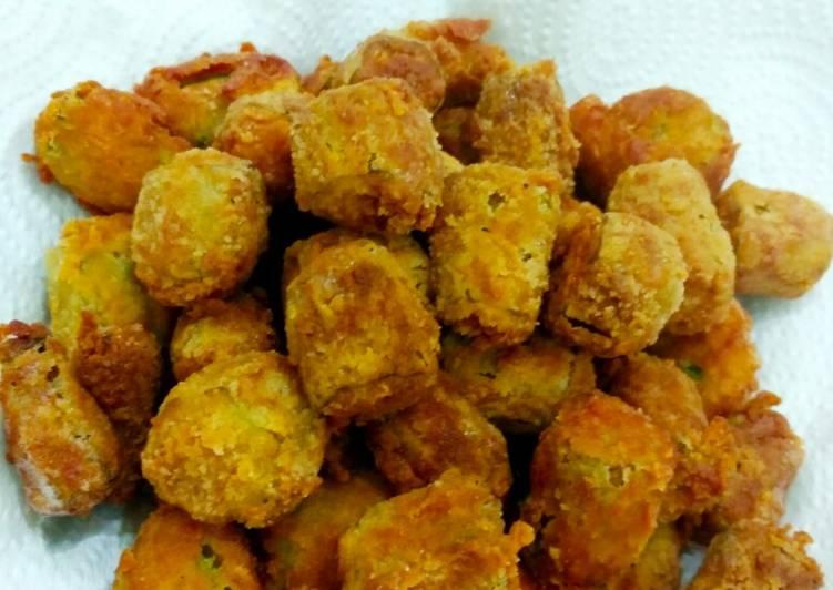 Fried Okra (Okra Goreng Krispi)