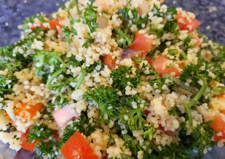 Easiest Way to Prepare Perfect Shrimp Couscous