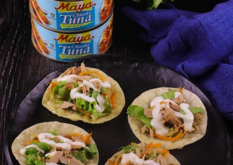 Tuna salad / Tuna Canape