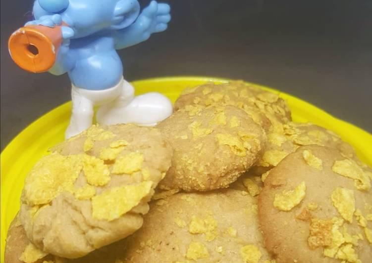 Langkah Mudah untuk Membuat Coklat Cornflakes Cookies yang Sempurna