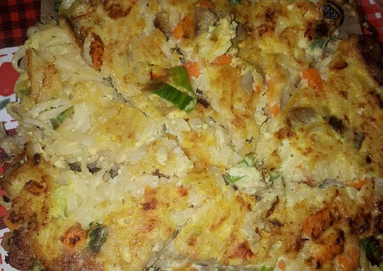 Pizza Mie Wortel