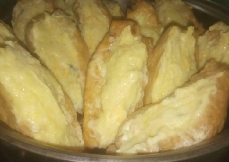 2. Tahu Bakso Ayam Sayur