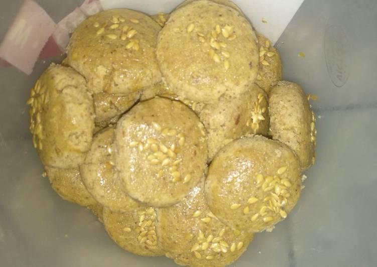 Kue kacang jadul (Diah Didi)