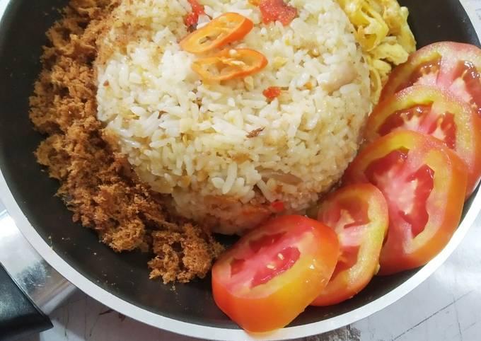 Nasi Goreng Cikur/ Kencur